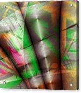 Flutes Of Osiris Acrylic Print
