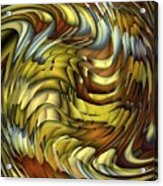 Flutter Acrylic Print