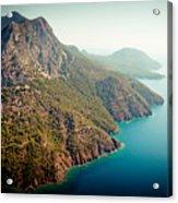 Fly Above Laguna Seascape Artmif.lv Acrylic Print