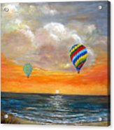 Fly Away 22 Acrylic Print