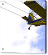 Flying By Wire 5 Of 6 Acrylic Print