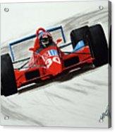 Flying Dutchman - 1990 Acrylic Print
