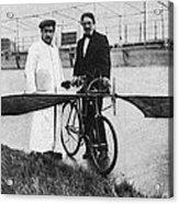 Flying Machine, 1912 Acrylic Print