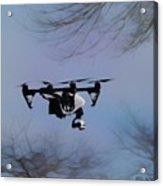 Flying Magic Acrylic Print