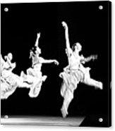 Flying Over... Acrylic Print