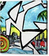 Flyinggurleee Acrylic Print