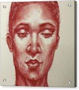 Focused Acrylic Print