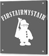 Foerstermeister - Easy Learning German Language Acrylic Print
