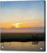 Fog 1 Acrylic Print