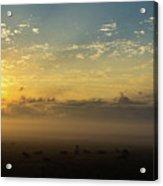 Fog 4 Acrylic Print