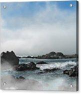 Fog Lift Acrylic Print