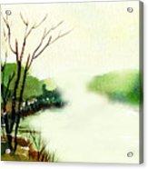 Fog1 Acrylic Print