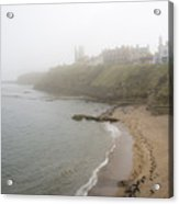 Foggy March In St. Andrews Acrylic Print