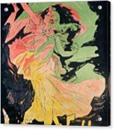 Folies Bergeres Acrylic Print