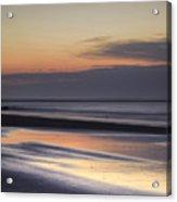Folly Beach Morning  Acrylic Print