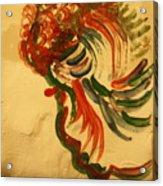 Folorn - Tile Acrylic Print