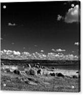 Folsom Lake Acrylic Print