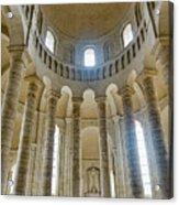 Fontevraud Abbey Chapel, Loire, France Acrylic Print