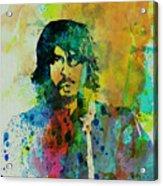 Foo Fighters Acrylic Print
