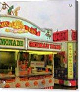 Food And Fun Acrylic Print