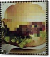 Food Acrylic Print