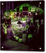 Food Stand Acrylic Print