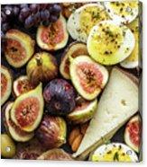 Foodie Phone Case Acrylic Print