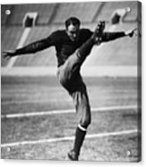 Football, 20th Century Acrylic Print