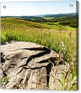 Foothills View Acrylic Print