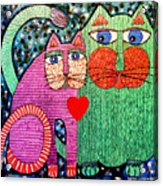 For All The Cats I Acrylic Print