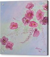 For Mom And Dad Acrylic Print by Alanna Hug-McAnnally