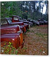 For Sale - Needs Some Work 002 Acrylic Print