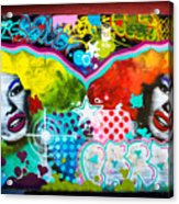 For The Love Of Jane Acrylic Print