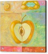 Forbidden Fruit Acrylic Print