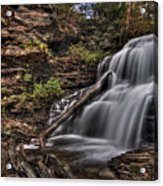 Forces Of Nature Acrylic Print