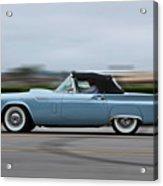 Ford - Thunderbird Acrylic Print