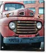 Ford 4625 Acrylic Print