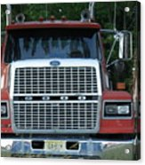 Ford 9000 Power And Confort... Acrylic Print