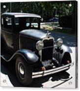 Ford A 1931 Acrylic Print
