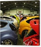Ford Colours Acrylic Print