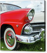 Ford Crown Victoria Acrylic Print