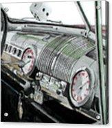 Ford Dash Acrylic Print