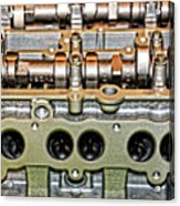 Ford Ecoboost Cylinder Head Acrylic Print