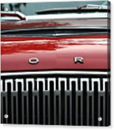 Ford Falcon Details Acrylic Print