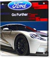 Ford Gt Acrylic Print