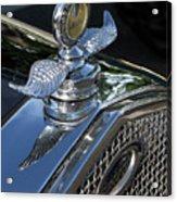 Ford Hood Emblem Acrylic Print