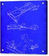 Ford Motor Vehicle Drawing 1b Acrylic Print