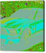 Ford Shelby D4 Acrylic Print