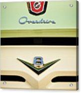 Ford V8 Pickup Emblem Acrylic Print