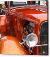 Ford V8 Right Side View Acrylic Print